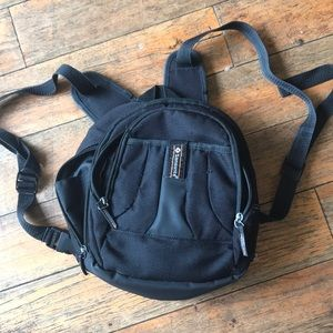Samsonite Black Mini Backpack 🎒